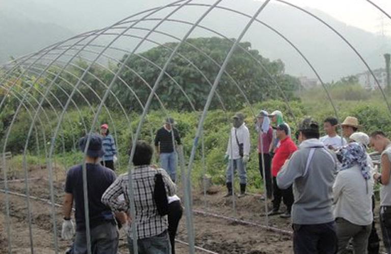 Hong Kong Organic Farming Introductory Course